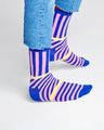 Happy Socks Stripes And Stripes Ponožky