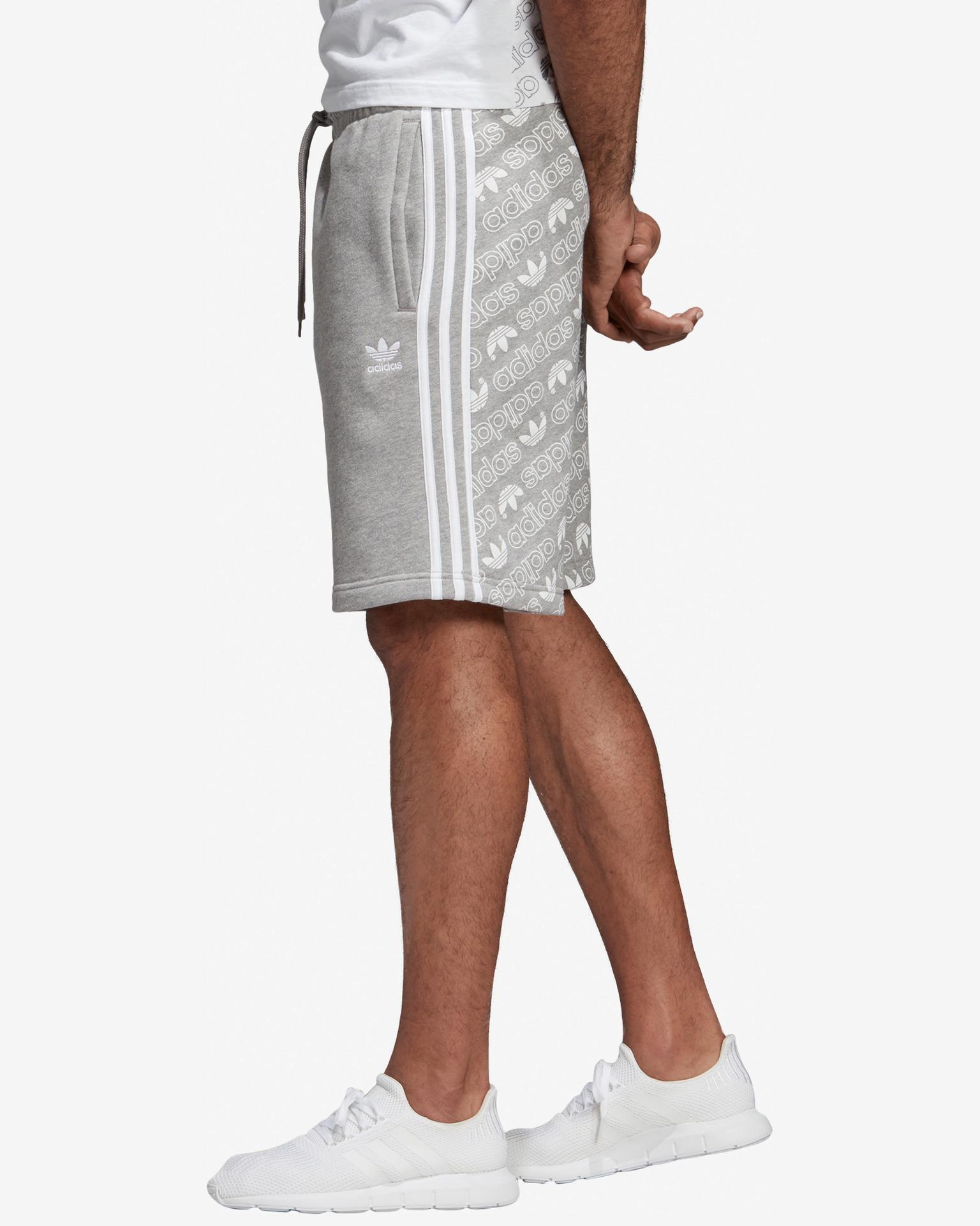 Psichiatria Touhou Significato  adidas Originals - Monogram Short pants Bibloo.com