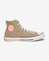 Converse Chuck Taylor All Star Happy Camper Patch Tenisky