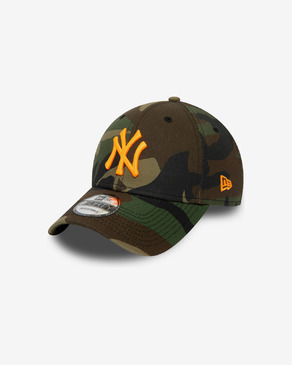 New Era New York Yankees Camo Essential Kšiltovka