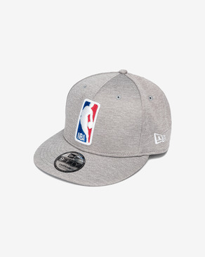 New Era NBA Logo Shadow Tech Grey 9FIFTY Kšiltovka