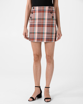 Tommy Hilfiger Blend Check Mini Sukně