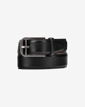 Calvin Klein Double Bar Buckle Pásek