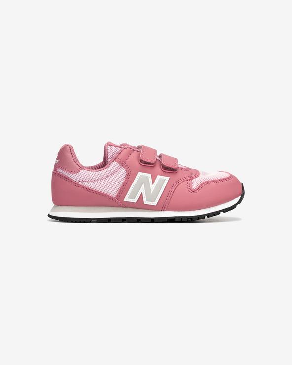 New Balance Tenişi pentru copii Roz